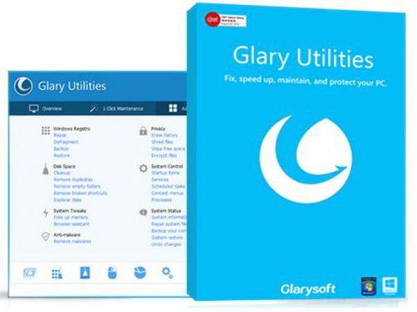 Программа Glary Utilites