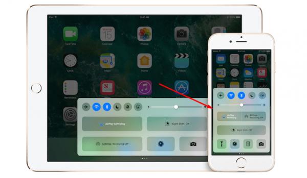 AirPlay заменяет Miracast на IOS