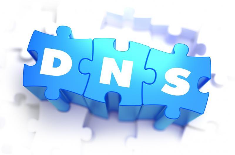Адресат не найден — исправляем ошибки с серверами DNS