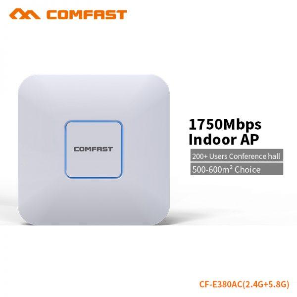 Коридорный роутер Comfast с внутренней направленной антенной