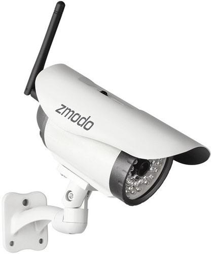Полностью беспроводная наружная IP-камера марки Zmodo