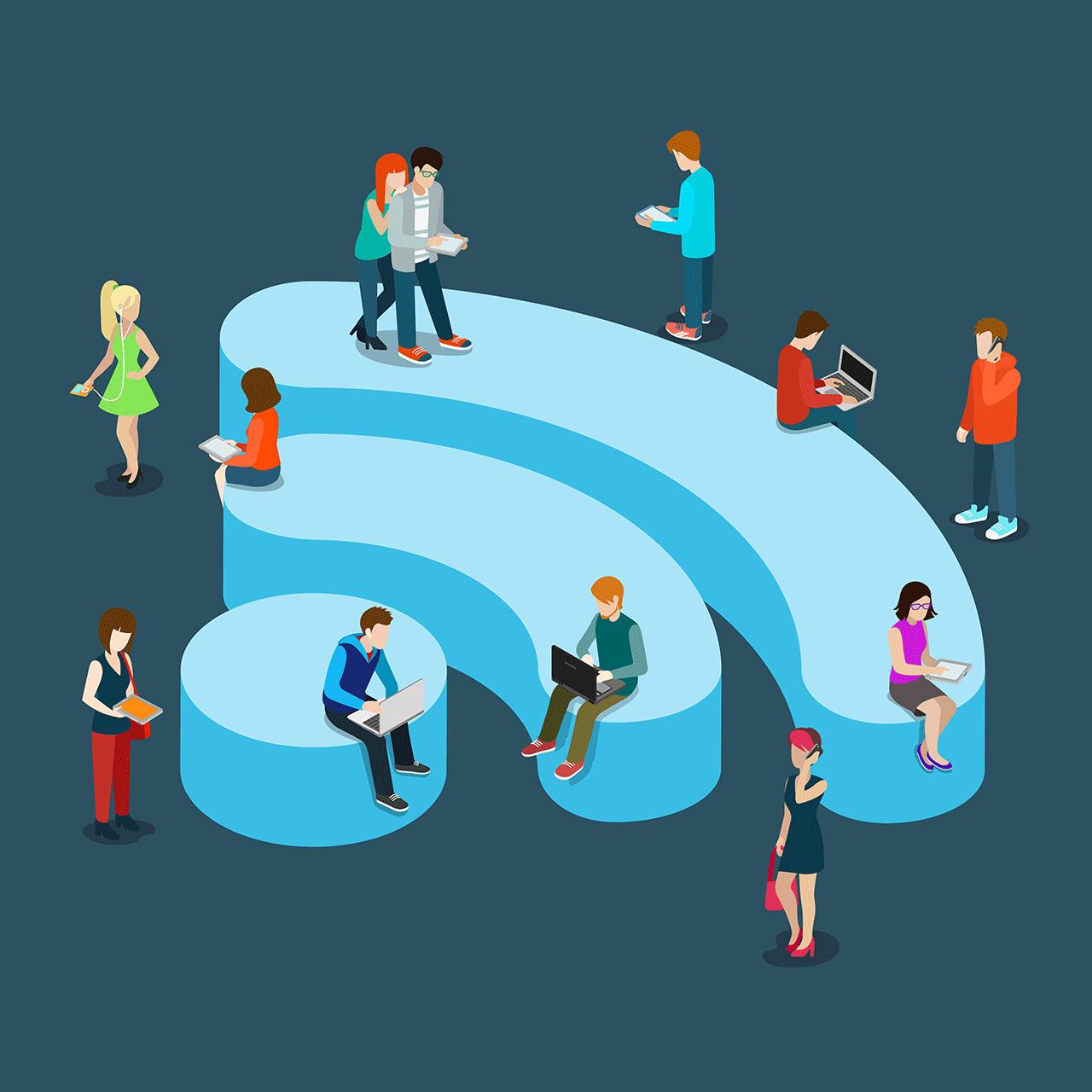 Что делать, если Android, IOS или Windows теряет Wi-Fi, автоматически отключается сеть