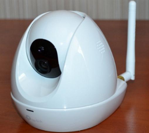 Внешний вид облачной камеры TP-Link NC450
