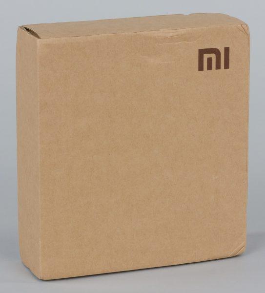 Упаковка Xiaomi Mi Mini WiFi в виде посылки