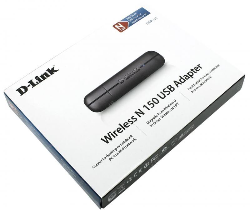 Ракетный ускоритель: как установить и настроить Wi-Fi адаптер D-Link DWA-125