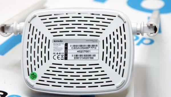 Вентиляция Tenda N301