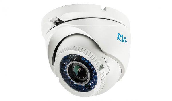 IP-камера с изменяемым фокусным расстоянием