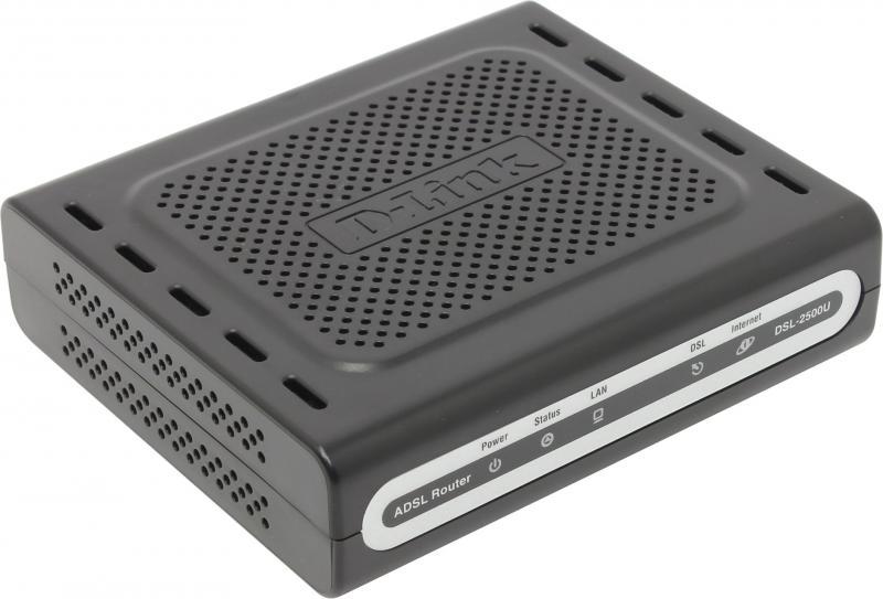Провинциальный старожил — настраиваем ADSL-модем D-LINK DSL-2500U