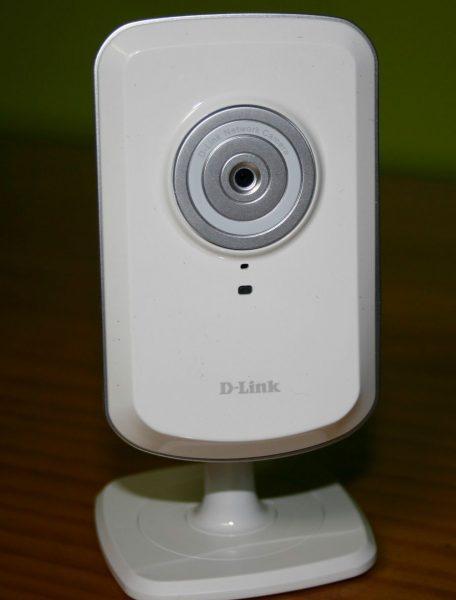 Внешний вид IP-камеры D-Link DCS-930L