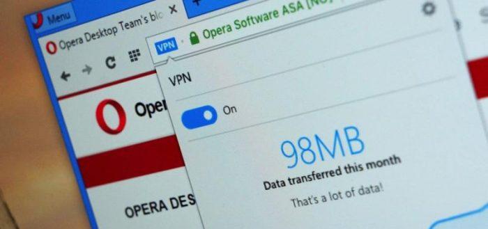 Все о VPN от Opera