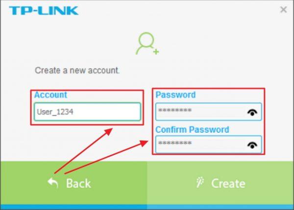 Запуск приложения TP-LINK_Camera_Control