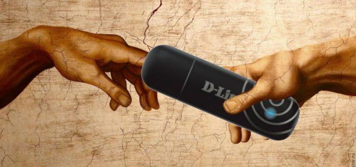 адаптер D-Link DWA-140