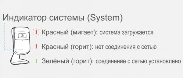 Контроль за состоянием подключения TP-LINK NC250 к сети