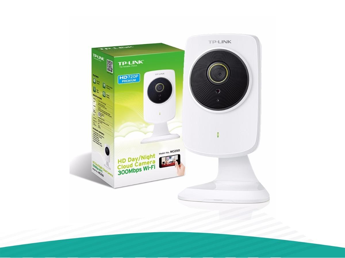 Как использовать облачную IP-камеру TP-Link NC250 дома и на производстве
