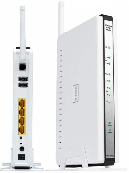 DLINK DSL-2650