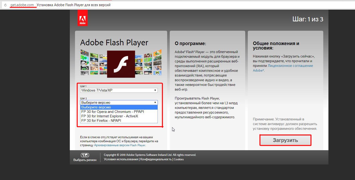 tor browser и adobe flash player гидра