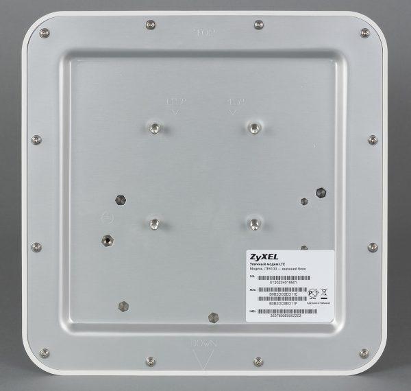 Задняя стенка уличного блока LTE6101