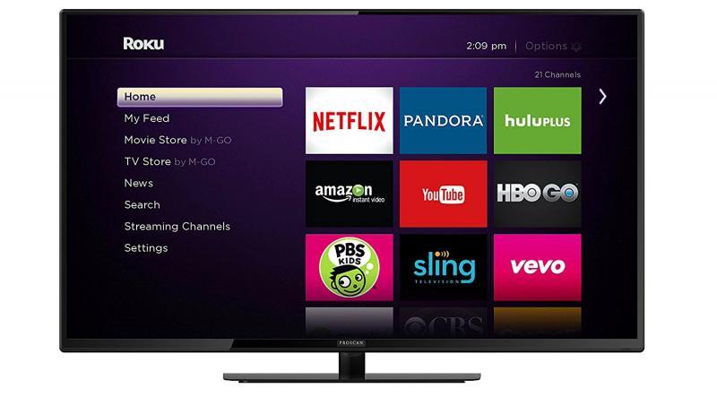 Как смотреть  IPTV на смарт-телевизоре