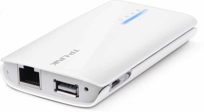 Обзор и настройка мобильного роутера TP-Link TL-MR3040