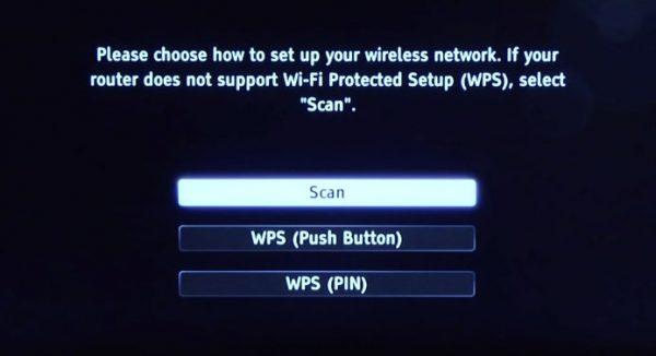Сканирование сети