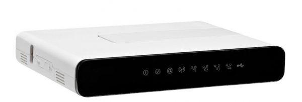 Внешний вид универсального роутера (ADSL/FTTb) Sagem F@st 2804