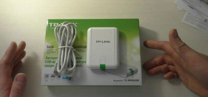Все о Wi-Fi адаптере TP-Link TL-WN822N