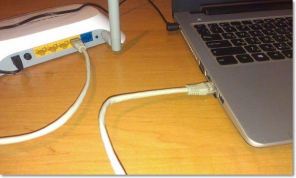 Как правильно подключить компьютер к роутеру