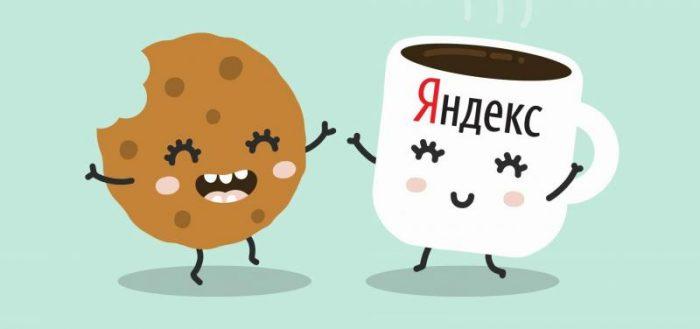 яндекс браузер кэш куки cookies