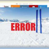 ERROR ошибка яндекс браузер