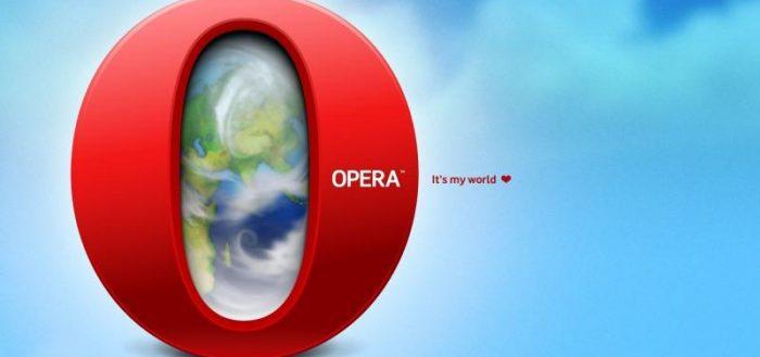 Как установить, настроить или удалить браузер Opera