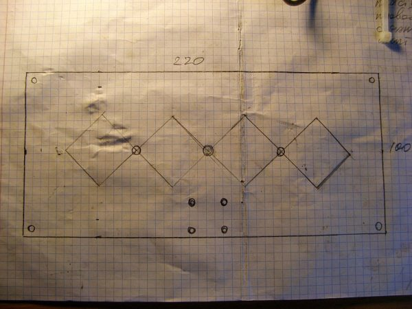 Схема двойного биквадрата
