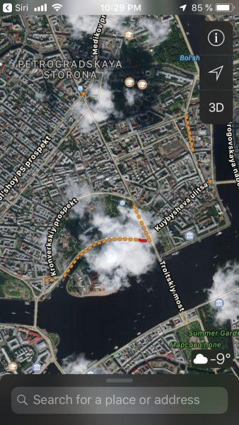 «Карты» от Apple