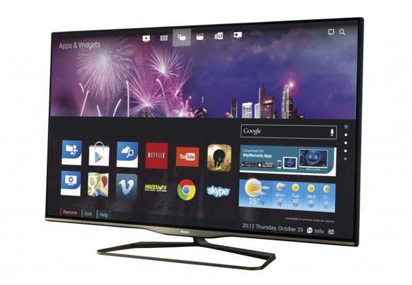 Телевизор Philips с функцией Smart TV