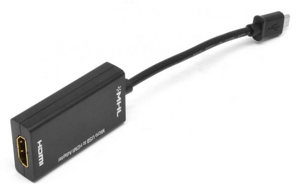 MHL адаптер