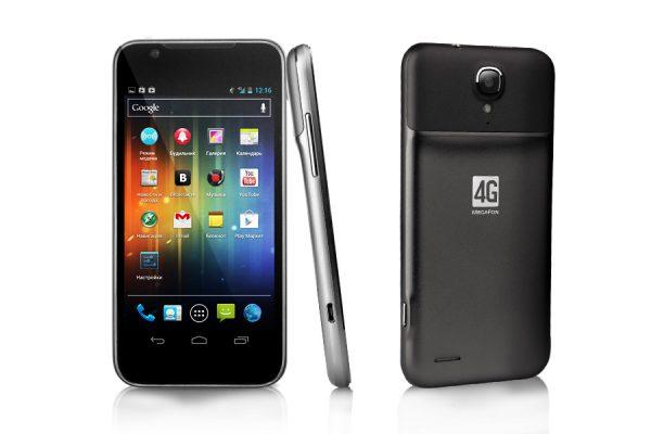 Доступный мобильный телефон с поддержкой сетей LTE