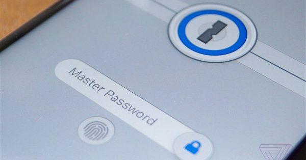 Ввод пароля на экране мобильного устройства