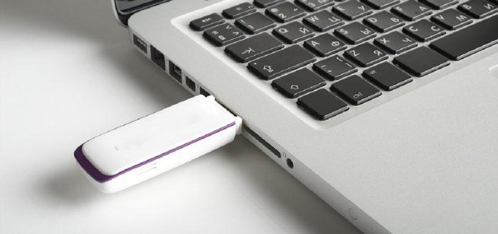 ноутбук с usb модемом