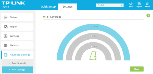 Wi-Fi Coverage