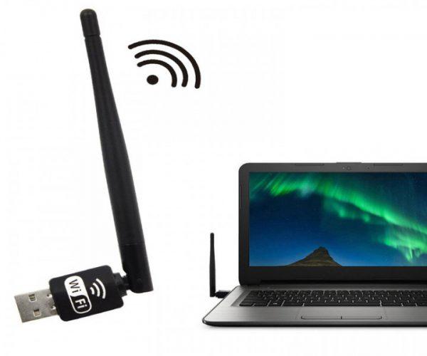 Дополнительный адаптер Wi-Fi для компьютера или ноутбука