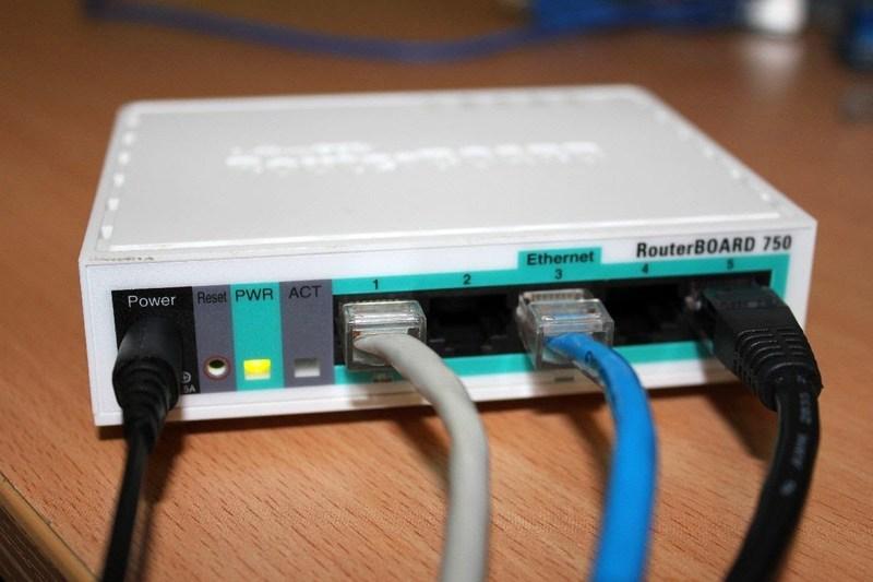 Mikrotik RB951G-2HnD: разбираем настройку роутеров