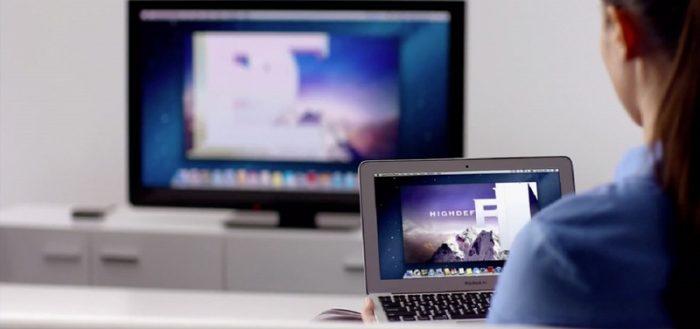 телевизор и компьютер
