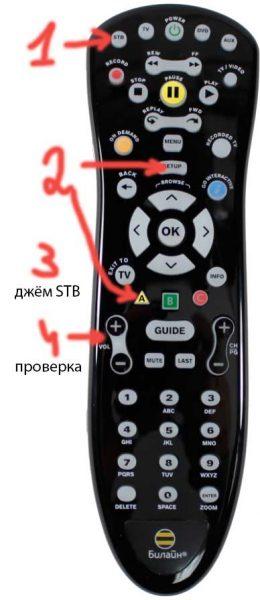 Кнопка А