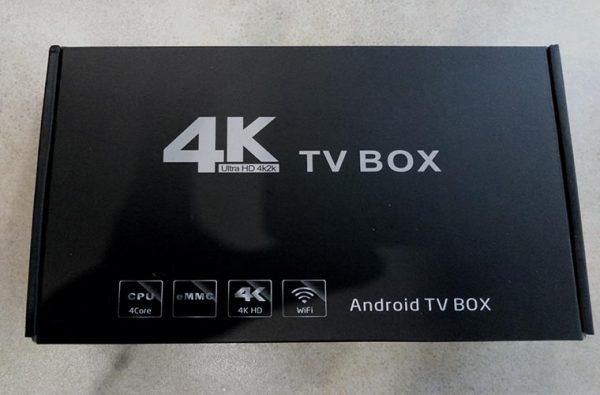 Smart TV box с поддержкой 4К Ultra HD