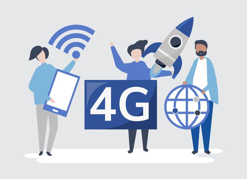 Технология 4G: скорость, зона покрытия в России, выбор оператора и подключение