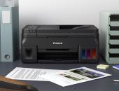 сетевой принтер в интерьере