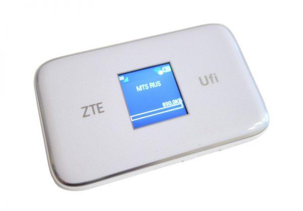 Мобильный 4G-роутер ZTE MF970