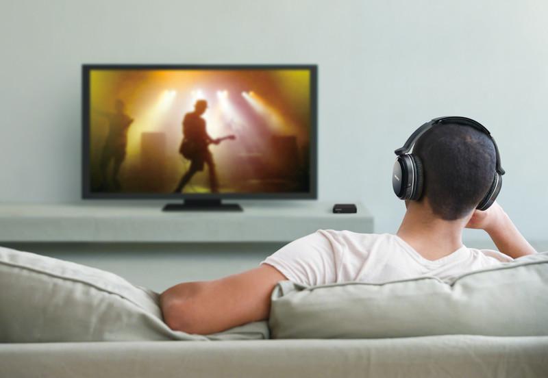 Правила подключения Bluetooth наушников к телевизору