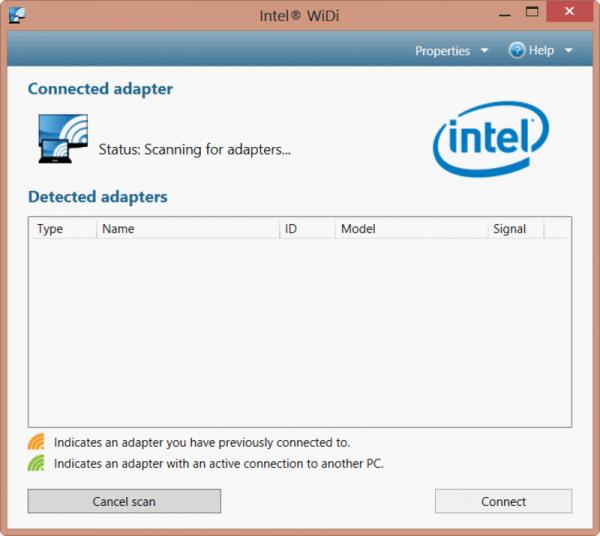 Intel Wireless Display