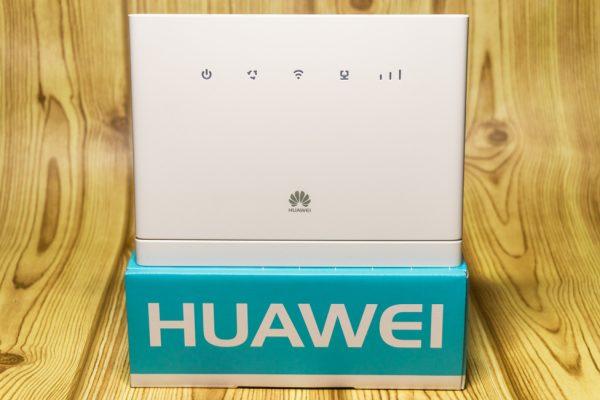 Лицевая панель роутера Huawei B315s-22