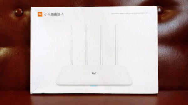 Коробка Mi Wi-Fi 4